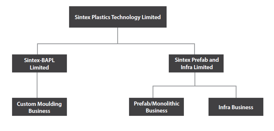 STPL corporate structure