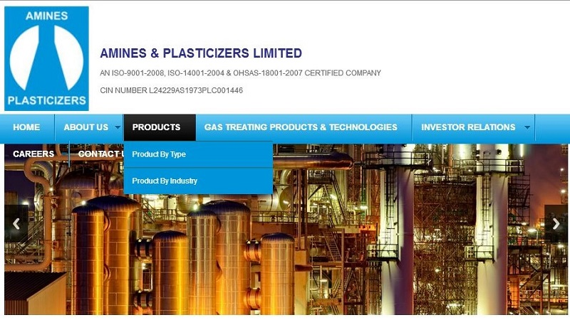 Best stocks to buy - Amines & Plasticizers