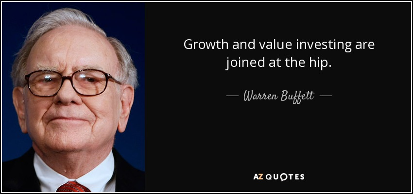 Value Investing - Warren Buffett